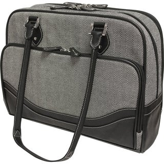 "Mobile Edge Carrying Case (Tote) for 17"" Notebook, Ultrabook - Black,"