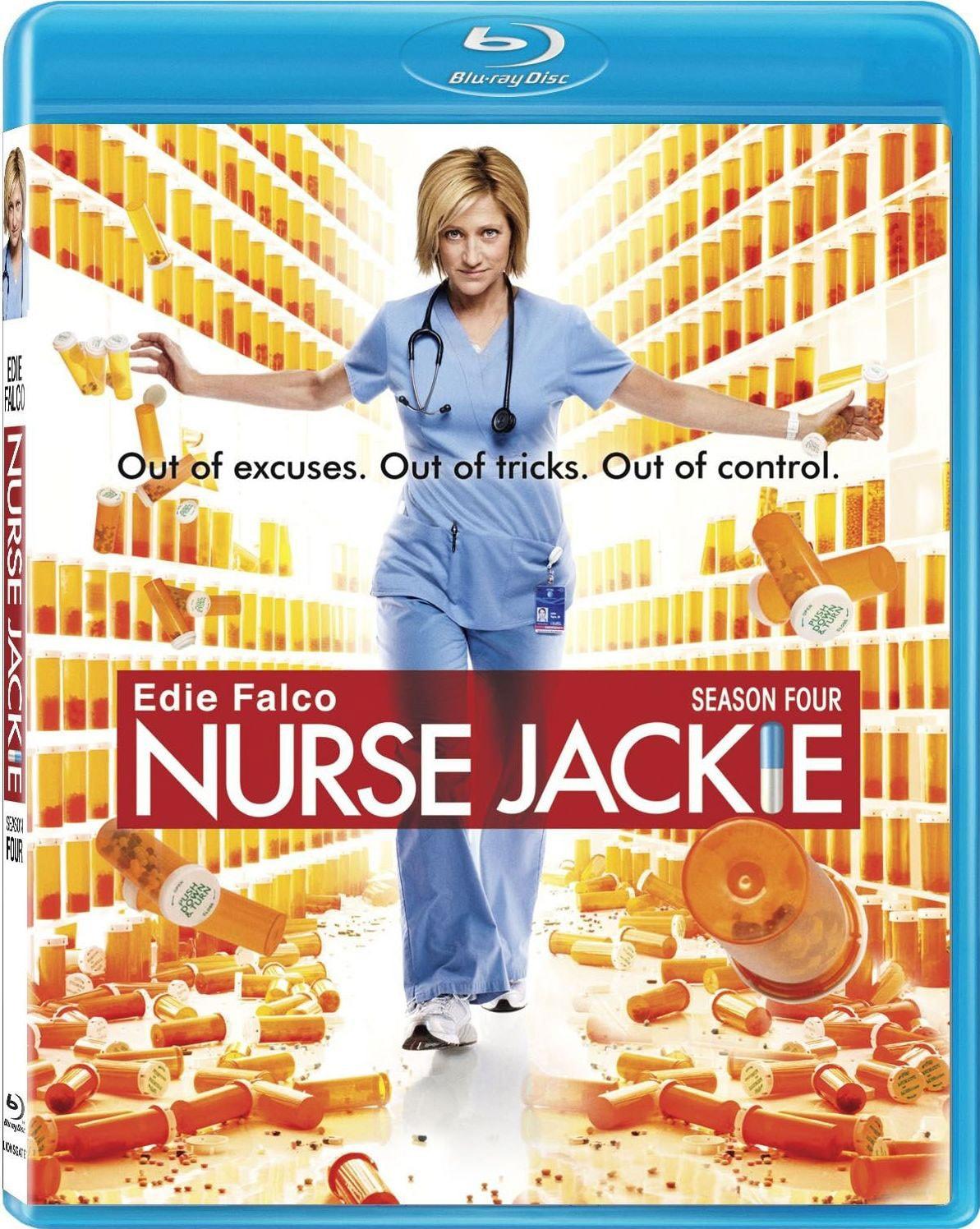 Nurse Jackie: Season 4 (Blu-ray Disc)