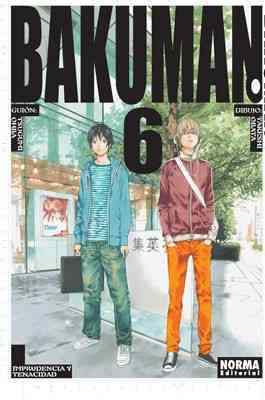 Bakuman 6 (Paperback)