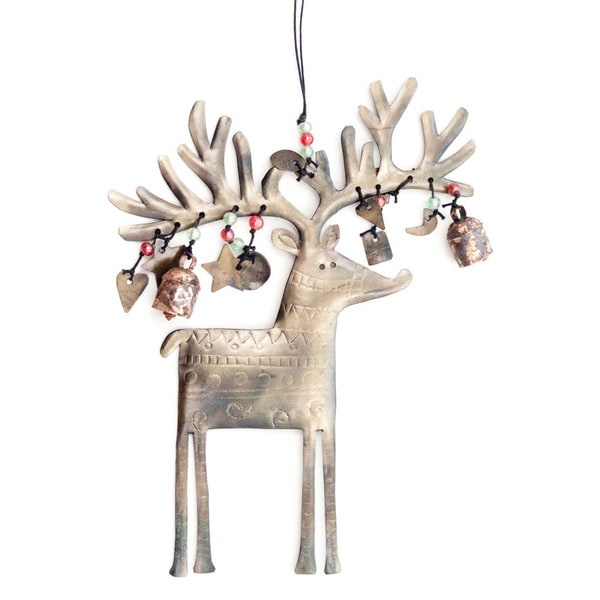 Mr. Reindeer Wind Chime (India)