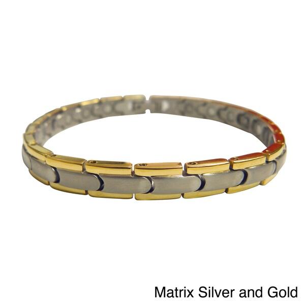 Magnetic Bracelet Matrix Design