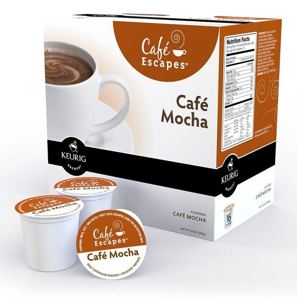 Cafe Escapes Mocha Review