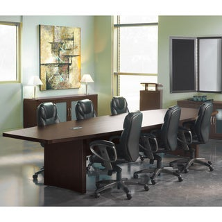Mayline Aberdeen 12-foot Conference Table