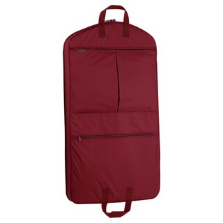 WallyBags 40-inch Garment Bag with Pockets (5 options available)