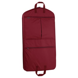 WallyBags 40-inch Garment Bag with Pockets (Option: Red) https://ak1.ostkcdn.com/images/products/7559315/WallyBags-40-inch-Garment-Bag-with-Pockets-P14990659.jpg?_ostk_perf_=percv&impolicy=medium