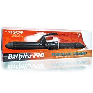 Babyliss Pro 1.25-inch Porcelain Ceramic Spring Curling Iron