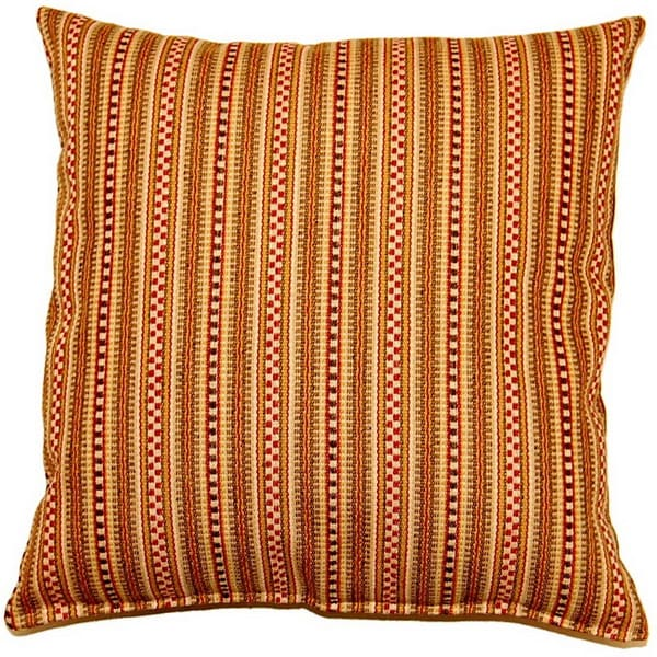 Squanto Coffee 17-inch Throw Pillows (Set of 2)