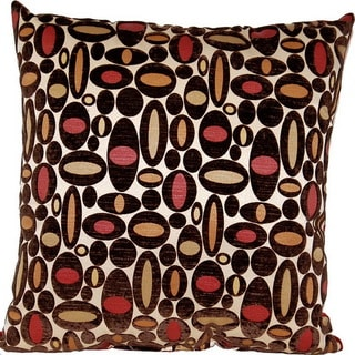 Centric Mink 17-inch Throw Pillows (Set of 2)