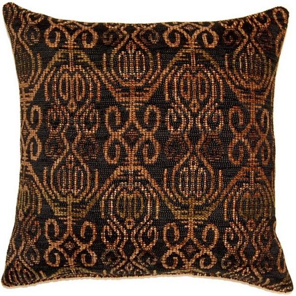 Hidalgo Onyx 17-inch Throw Pillows (Set of 2)