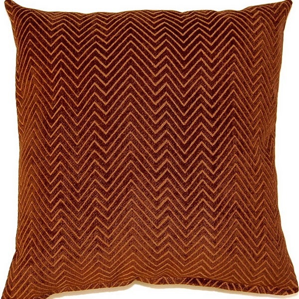 Karma Pumpkin 17-inch Throw Pillows (Set of 2)