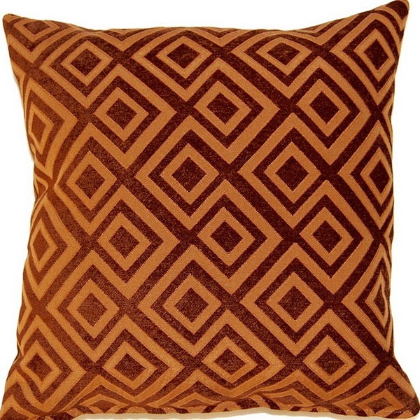 Kira Pumpkin 17-inch Throw Pillows (Set of 2)