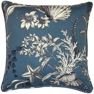 By The Sea Outdoor 26-inch Outdoor Pillow