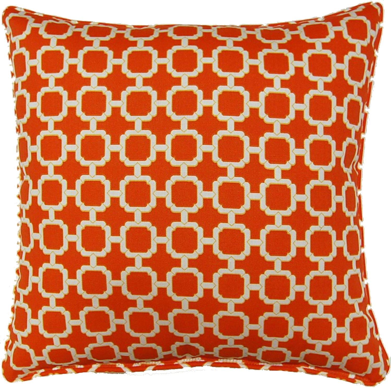 Hockley Mandarin 26 Inch Outdoor Pillow