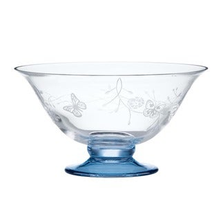 Lenox Butterfly Meadow Blue Large Bowl