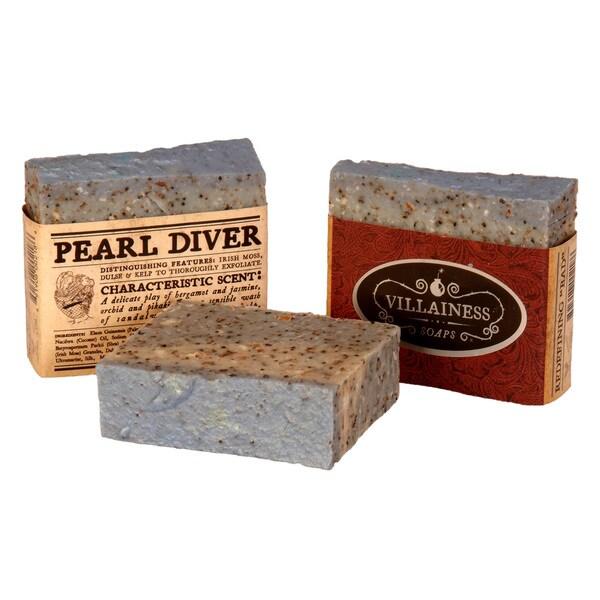 Villainess Soaps 'Pearl Diver' Soap