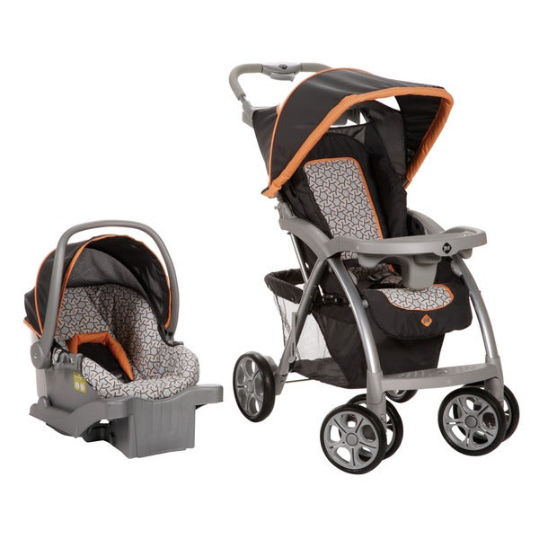 Safety 1st Saunter Travel System in Links