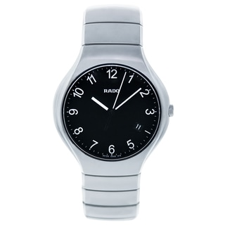 Rado Men's TRUE Ceramic Watch