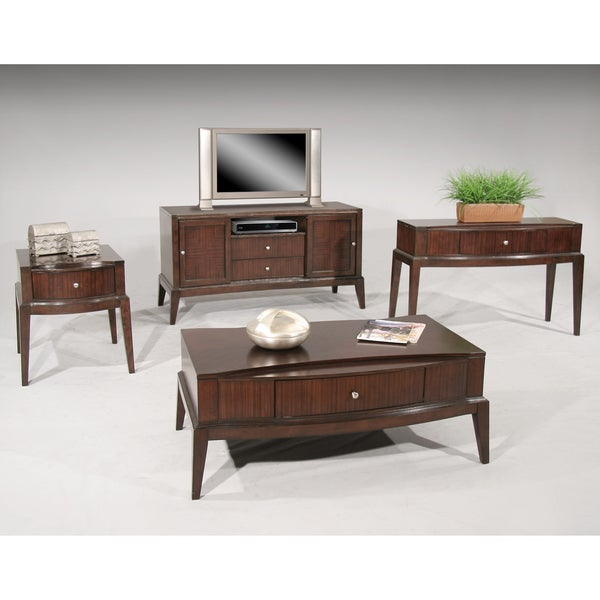 Meridian 4-piece Occasional Table Set