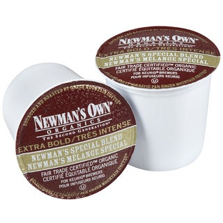 Newman's Own Organics Special Blend Extra Bold 96-count K-cups for Keurig Brewers