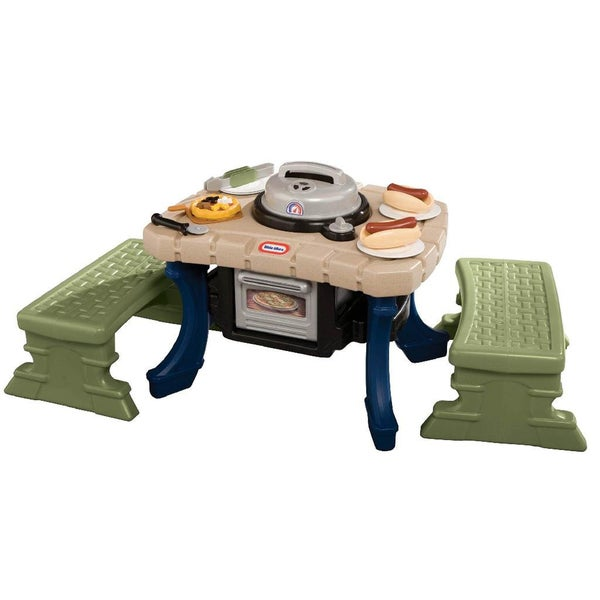 Little Tikes Campsite Cookout