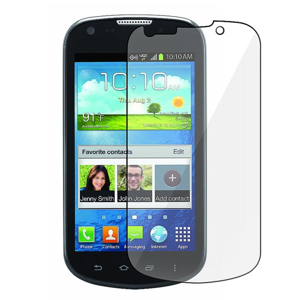 INSTEN Clear Screen Protector for Samsung Galaxy Stellar 4G i200