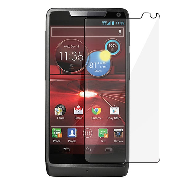 INSTEN Clear Screen Protector for Motorola Droid Razr M XT907