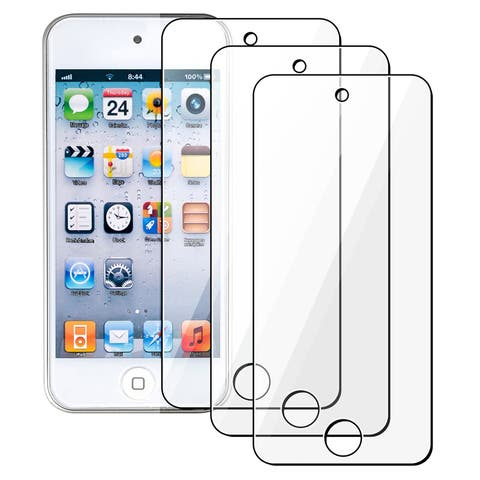 Insten Clear Screen Protector for Apple iPod Touch 5th/ 6th/ 7th Gen (Pack of 3)