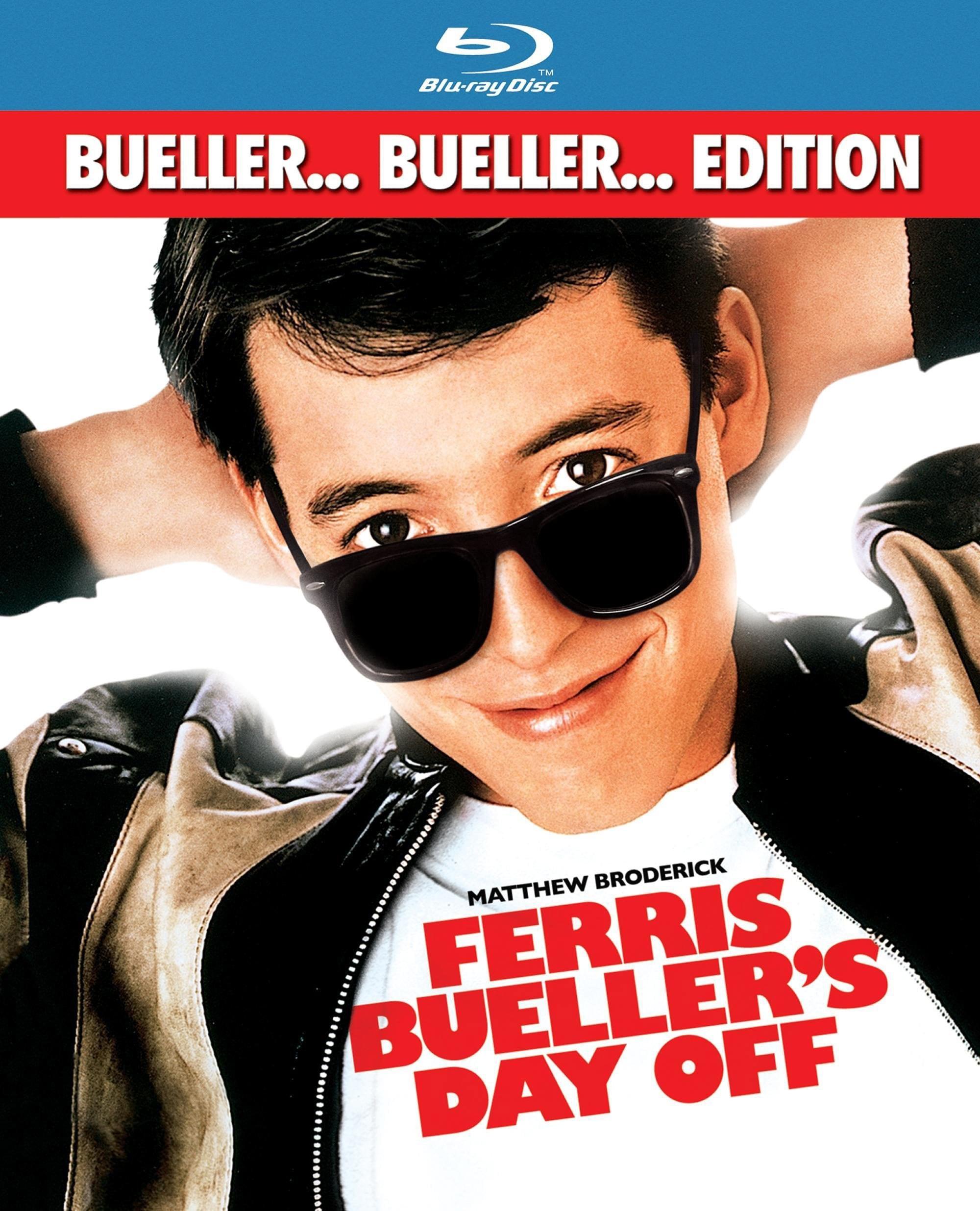 Ferris Bueller's Day Off (Blu-ray Disc)