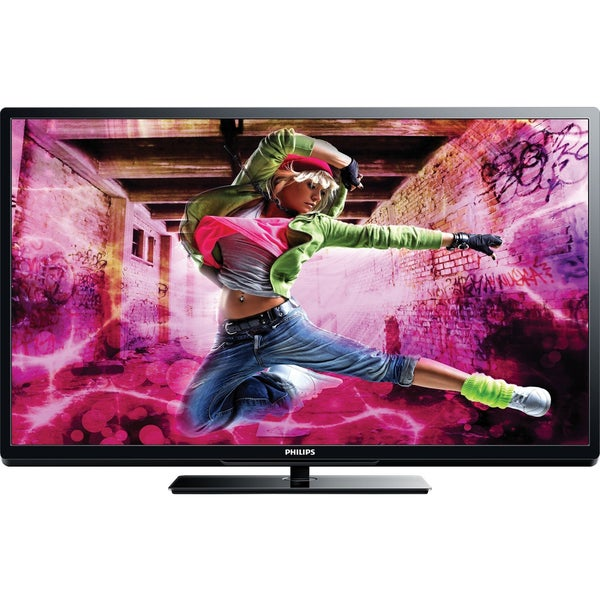 "Philips 55PFL5907 55"" 1080p LED-LCD TV - 16:9 - HDTV 1080p"