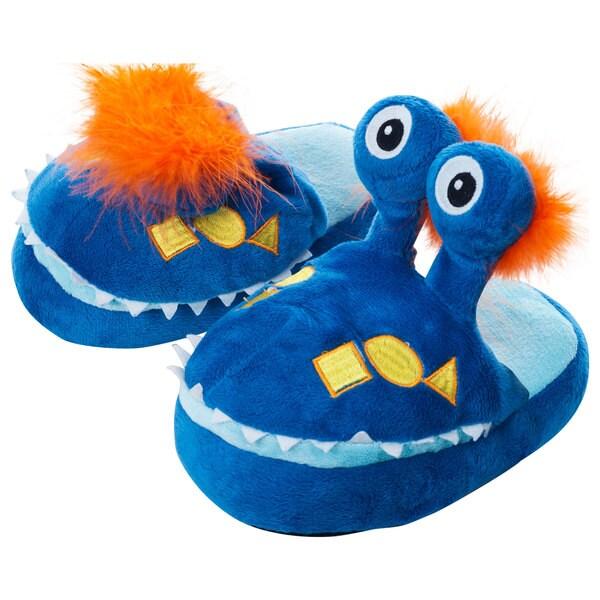 Silly Slippeez Childeren's 'Mr. Monster' Slippers