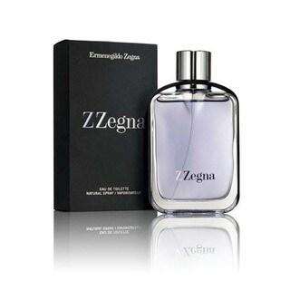 Ermenegildo Zegna Z Men's 3.4-ounce Eau de Toilette Spray