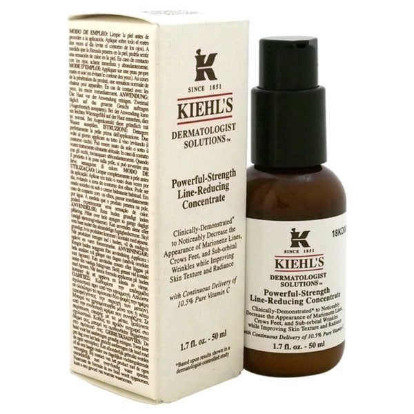 Kiehl's Powerful Strength Line Reducing 1.7-ounce Concentrate