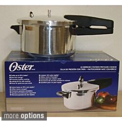 Oster Mirror Aluminum Pressure Cooker
