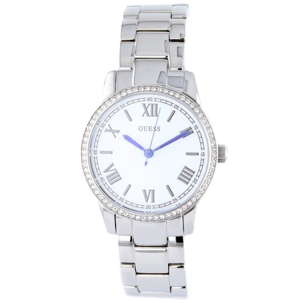 Guess Women's Classic Stainless Steel Watch