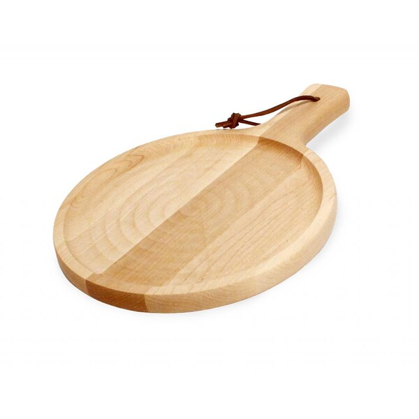 Frontier Maple Round Prep and Serve Boards (Set of 2)