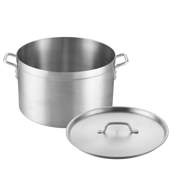 Cook N Home 30-Quart Professional Grade Aluminum Stockpot