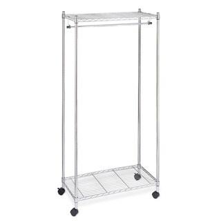 Whitmor 6058 4320 Bb Commercial Grade Chrome 4 Shelf