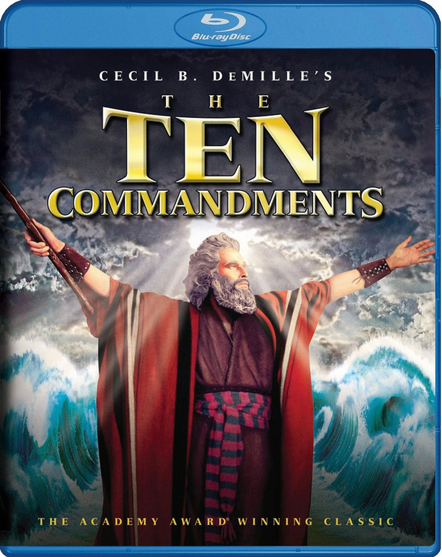 The Ten Commandments (Blu-ray Disc)