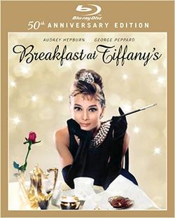 Breakfast At Tiffany's (Blu-ray Disc)