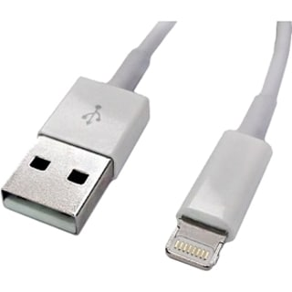 Premiertek 8 Pin Lightning USB 2.0 Data Sync & Charger Cable Connecto