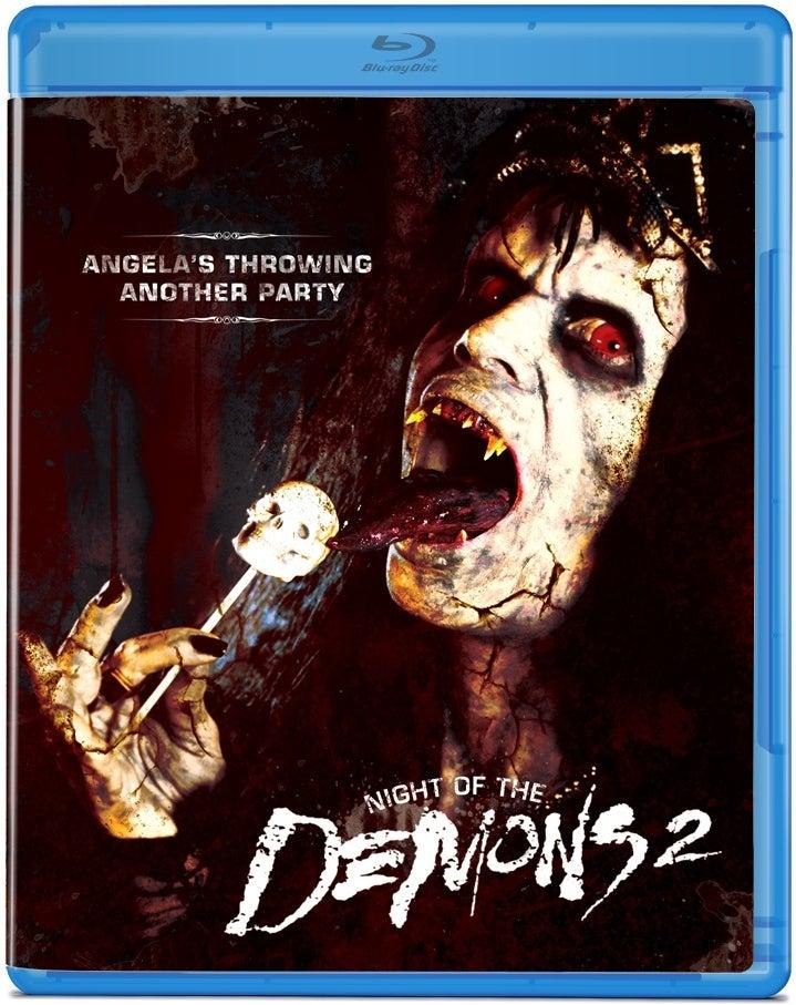 Night of the Demons 2 (Blu-ray Disc)