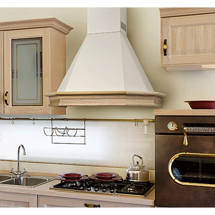 NT Air CHR-117 24-inches (Range Hood Wall Mount Country S...