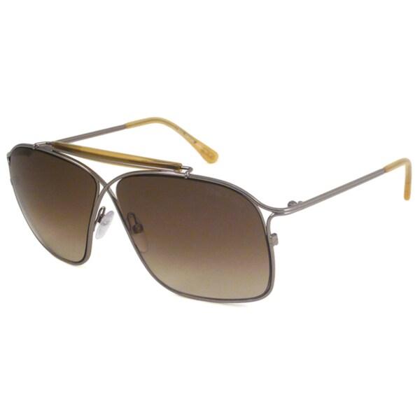 Tom Ford Men's TF0194 Felix Aviator Sunglasses