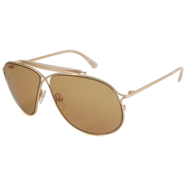Tom Ford Men's TF0193 Magnus Aviator Sunglasses
