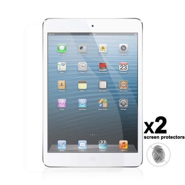 Apple iPad Mini Anti-Fingerprint Screen Protector (Pack of 2)