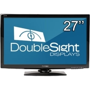 "DoubleSight Displays DS-279W 27"" LED LCD Monitor - 16:9 - 6 ms - TAA"