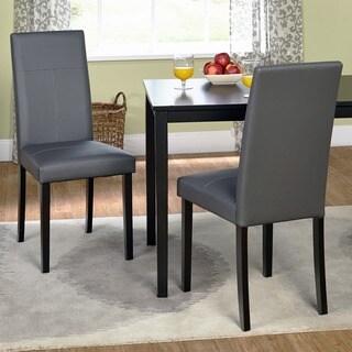 Simple Living Bettega Parson Chairs (Set of 2)