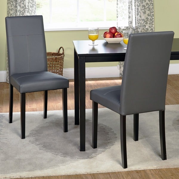 Simple Living Bettega Parson Chairs (Set of 2)