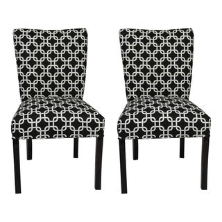 Sole Designs Julia Chaines Dining Chairs (Set of 2)