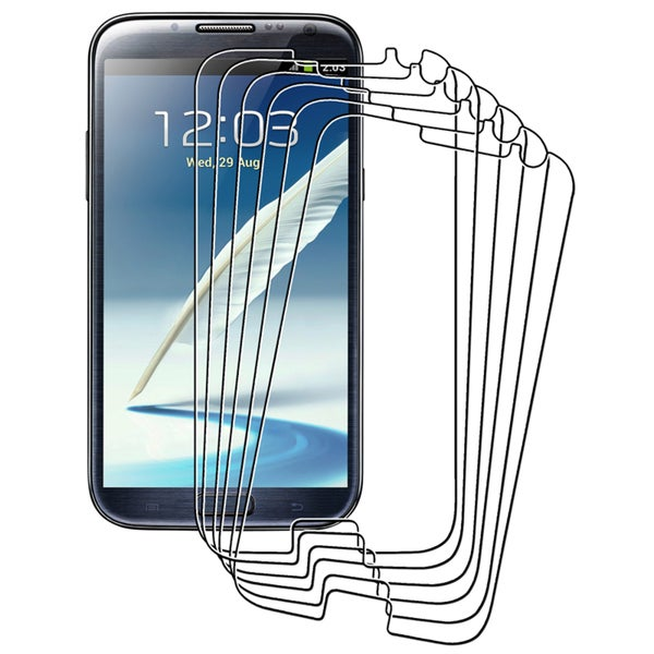 INSTEN Anti-glare Screen Protector for Samsung Galaxy Note II N7100